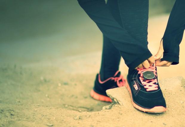 Moov beim Joggen (Bild: Moov)