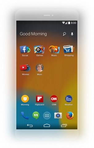 Firefox Launcher (Bild: Mozilla)