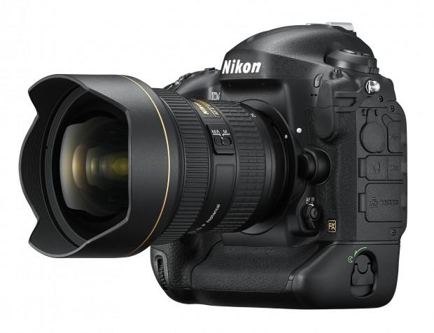 Nikon D4S (Bild: Nikon)