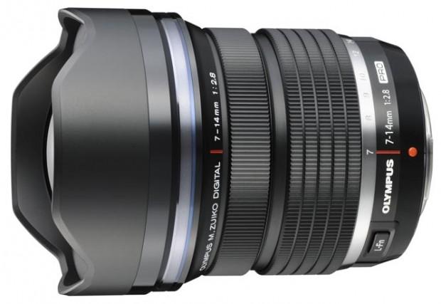 M.Zuiko Digital ED 7-14mm 1:2.8 Pro (Bild: Olympus)