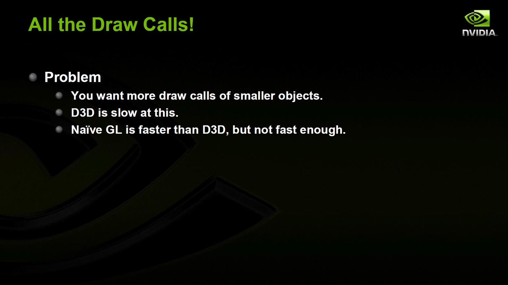 Mantle-API: Direct3D und OpenGL sollen viel schneller werden -