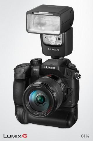 Panasonic Lumix DMC-GH4 (Bild: Panasonic)