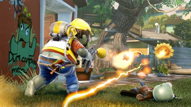 Plants vs. Zombies: Garden Warfare (Bilder: EA)