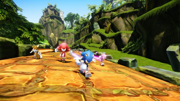 Sonic Boom (Bilder: Big Red Button Entertainment)