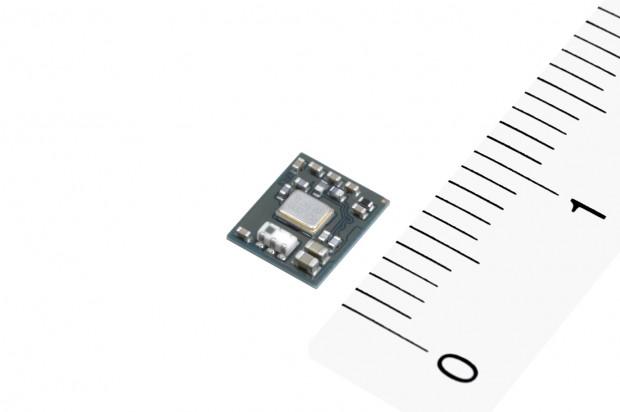 TDKs Bluetooth-Smart-Modul ist sehr klein. (Bild: TDK)