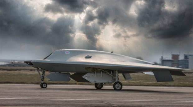 Taranis (Bild: BAE Systems)