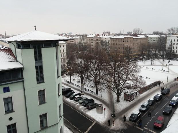 Die 13-Megapixel-Kamera macht Fotos mit angenehmer Schärfe und passendem Weißabgleich. (Bild: Tobias Költzsch/Golem.de)