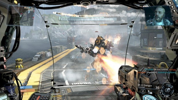 Titanfall PC-Beta (Screenshot: Marc Sauter/Golem.de)