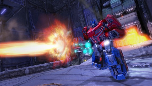 Transformers: The Dark Spark (Bilder: Activision)
