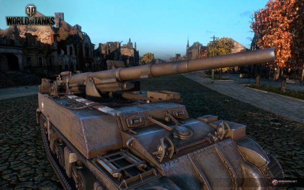 Vorschau auf die kommende Version von World of Tanks (Bilder: Wargaming)