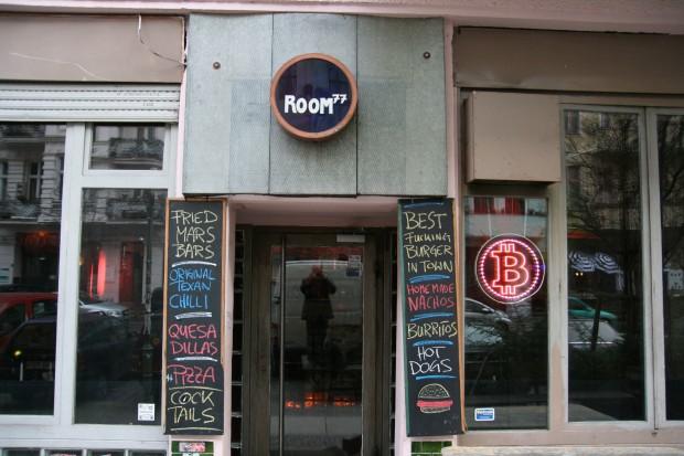 Das Room 77 im Bitcoin-Kiez (Bilder: Jörg Thoma/Golem.de)