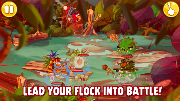 Angry Birds Epic (Bilder: Rovio)