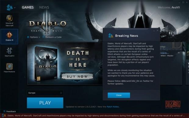 ... im Battle.net-Launcher (Screenshots: Golem.de)