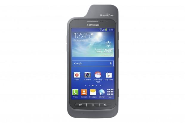 Samsungs Zubehör für das Galaxy Core Advance (Bilder: Samsung)