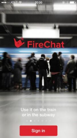 Firechat (Bild: Firechat)