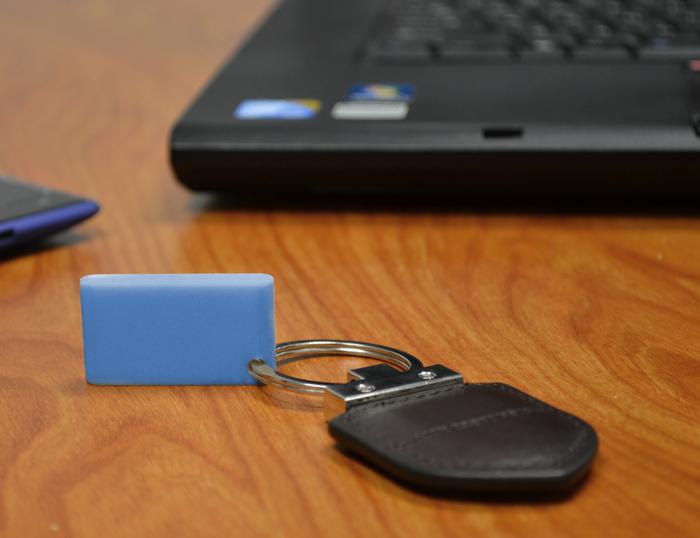 Gatekeeper: Schlüsselanhänger sperrt Rechner bei Abwesenheit automatisch - Gatekeeper (Bild: Kickstarter)