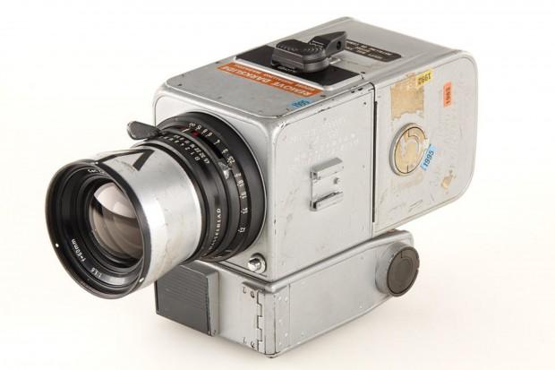 Hasselblad Lunar Module Pilot Camera (Bild: Westlicht Kamera Auktion)