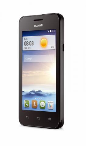 Ascend Y330 (Bild: Huawei)