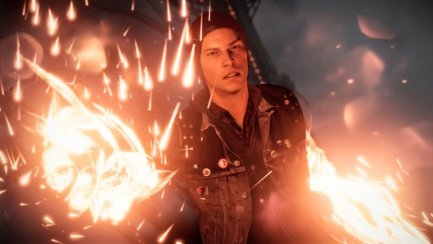 Infamous Second Son (Bilder: Sony)