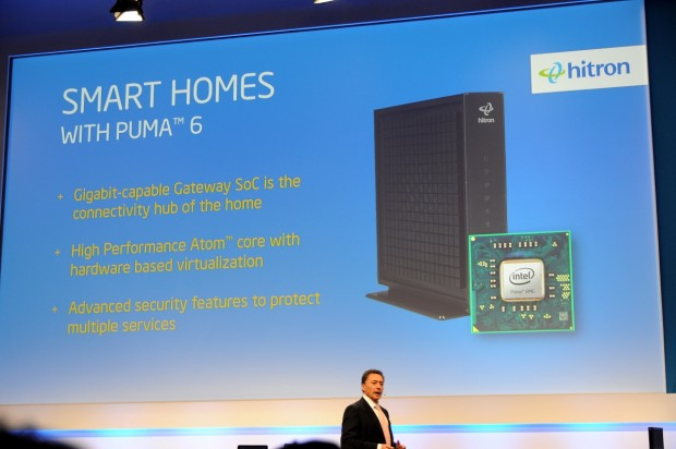 Intels Vision vom Smart Grid (Fotos: Nico Ernst/Golem.de)