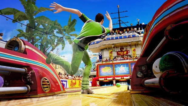 Kinect Sports Rivals (Bilder: Microsoft)
