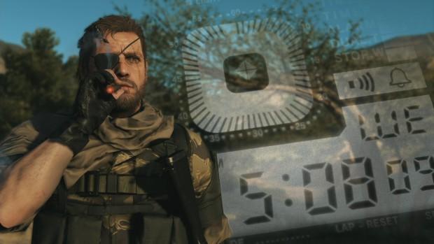 Metal Gear Solid: Ground Zeroes (Bilder: Konami)