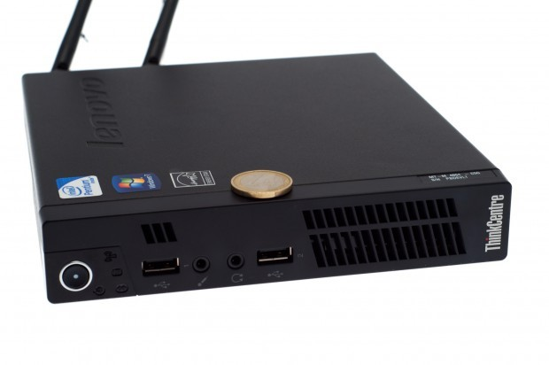 Das Thinkcentre M72e Tiny von Lenovo (Bild: Golem.de)