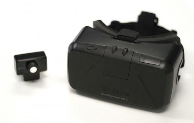 Zweite Entwicklerversion der Oculus Rift (Bilder: Oculus VR)