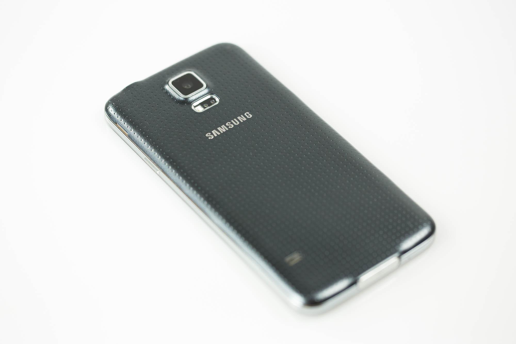 Galaxy S5 im Test: Smartphone mit Finger-nicht-immer-Erkennung -