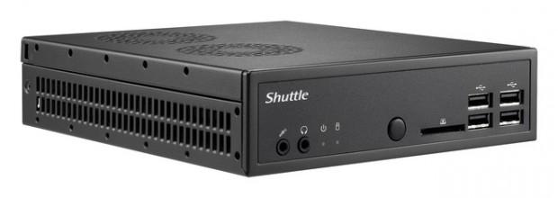 Das Barebone DS81 von Shuttle für LGA1150-CPUs (Bilder: Shuttle)
