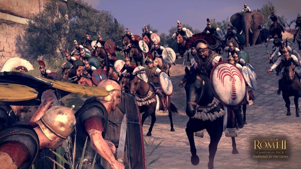Total War: Rome 2 - Hannibal vor den Toren (Bilder: Sega)