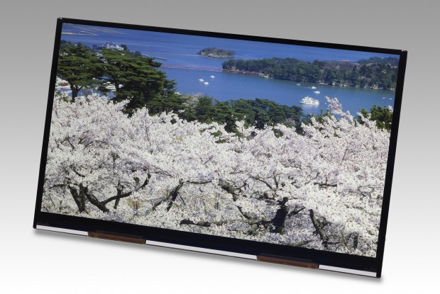 4K-Panel (Bild: Japan Display)
