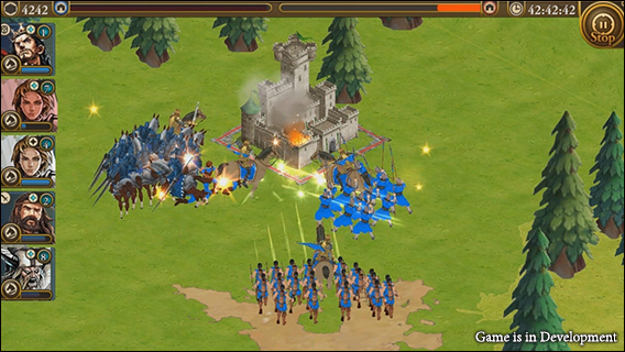Age of Empires: World Domination (Bilder: Microsoft)