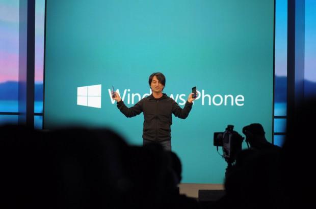 Joe Belfiore bei der Präsentation von Windows Phone 8.1 (Bild: Andreas Sebayang/Golem.de)