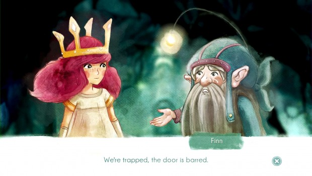 Child of Light (Screenshots: Ubisoft)
