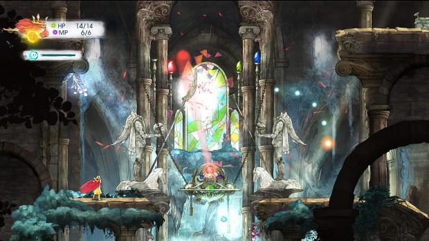 Child of Light (Screenshots: Ubisoft)