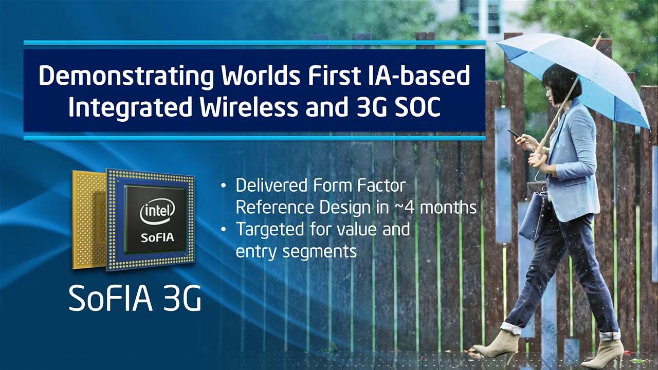 Intel-Prozessor: Braswell-Chip für Chromebooks und Sofia für Smartphones -