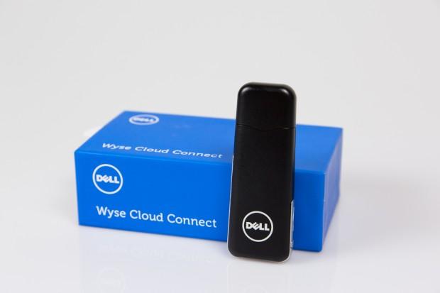 Dells Android-Stick Wyse Cloud Connect (Bild: Tobias Költzsch/Golem.de)