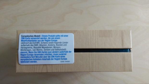 Auch beim Samsung Galaxy S5 gibt es eine Regionalsperre. (Bild: Tobias Költzsch/Golem.de)