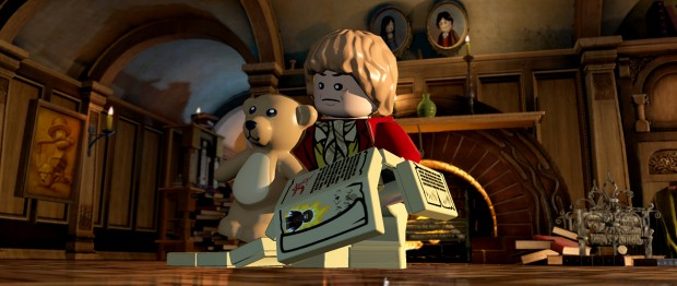 Lego Der Hobbit, PC-Version (Bild: Marc Sauter/Golem.de)