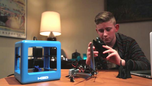Micro 3D Printer (Bild: M3D)