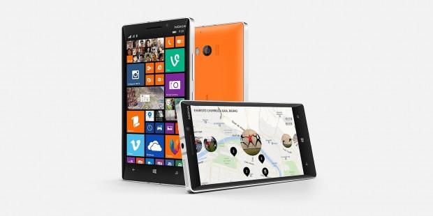 Nokias neues Lumia 930 ist die internationale Version des kürzlich in den USA vorgestellten Lumia Icon. (Bild: Nokia)