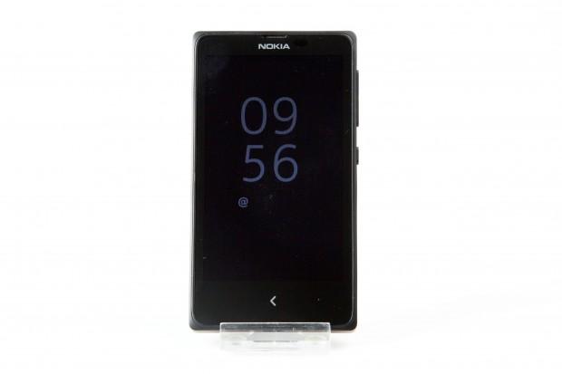 Nokias erstes Android-Smartphone, das Nokia X (Bild: Nina Sebayang/Golem.de)