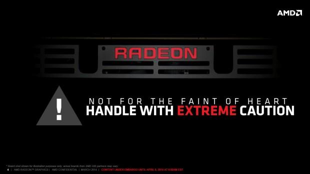 AMD stellt die Radeon R9 295X2 vor (Folien: AMD)