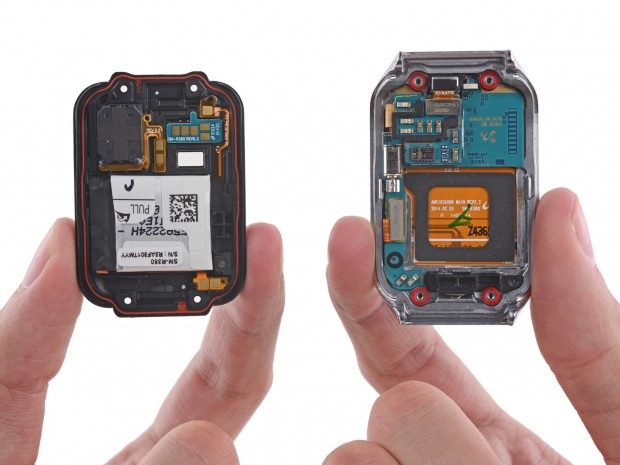 Samsung Gear 2 (Bild: iFixit)
