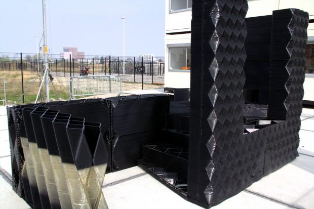 3D Print Canal House: Das Haus Aus Dem 3D-Drucker