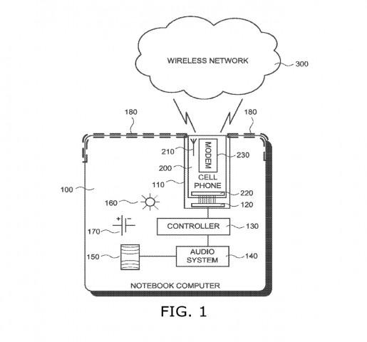 US-Patent 8,649,821 (Bild: US-Patent- und Markenamt)
