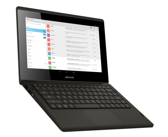 Arcbook (Bild: Archos)