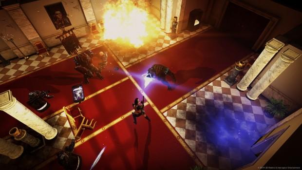 Bombshell (Screenshots: 3D Realms)