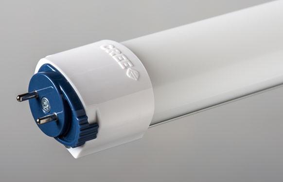 T8-LED-Ersatzleuchtmittel (Bild: Cree)